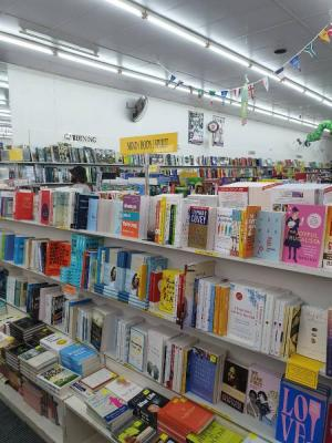 Book Warehouse, Lismore